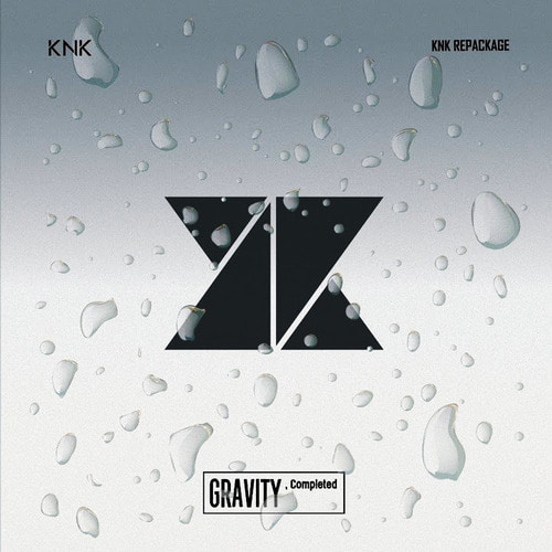 크나큰 (KNK) / Gravity, Completed (Repackage/미개봉)