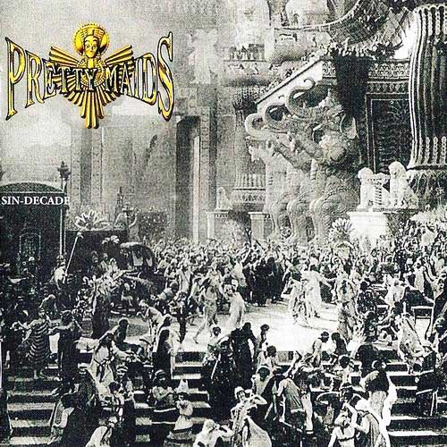 [중고] Pretty Maids / Sin-Decade (일본반)