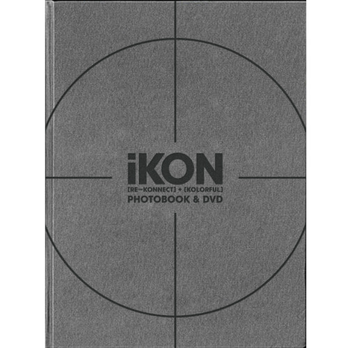 [DVD/화보집] 아이콘 (iKON) / iKON 2018 Private Stage Photobook & DVD 포토북