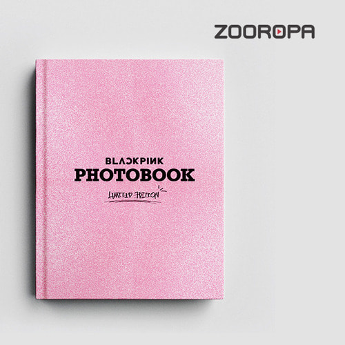 [주로파] 블랙핑크 포토북 / BLACKPINK PHOTOBOOK [LIMITED EDITION]