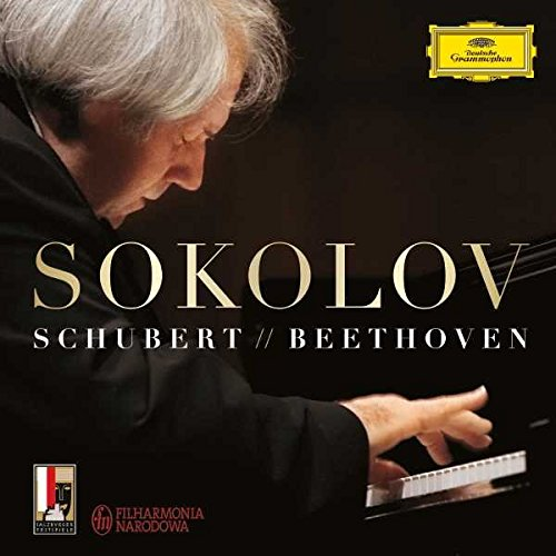 Grigory Sokolov / Schubert & Beethoven (2CD Digipack/dg40145/미개봉)