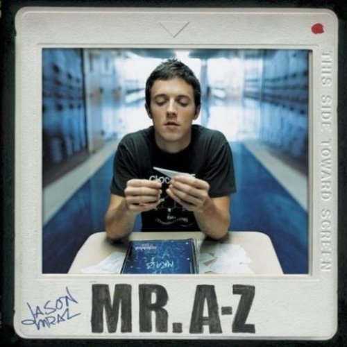 [중고CD] Jason Mraz / Mr. A-Z (15 tracks Tour Edition)