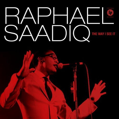 [중고CD] Raphael Saadiq / The Way I See It (Digipak 수입)
