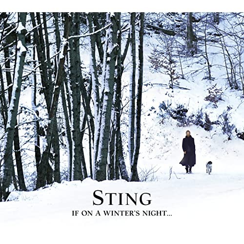 [중고CD] Sting / If On A Winter's Night