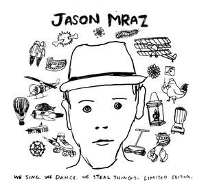 [중고CD] Jason Mraz / We Sing, We Dance, We Steal Things (2CD+1DVD Digipack)
