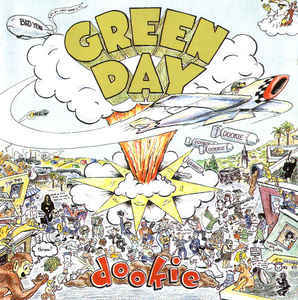 [중고CD] Green Day / Dookie