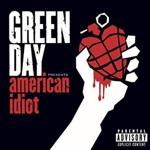 [중고CD] Green Day / American Idiot