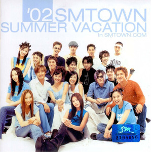 [중고CD] V.A. / 2002 Summer Vacation In Smtown.Com