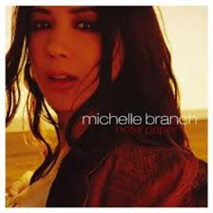 [중고] Michelle Branch / Hotel Paper (CD)