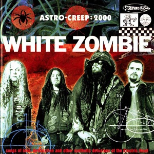 [중고CD] White Zombie / Astro Creep : 2000