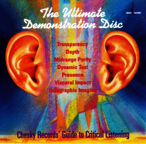 [중고CD] V.A. / The Ultimate Demonstration Disc (수입)