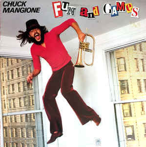 [중고] [LP] Chuck Mangione / Fun And Games