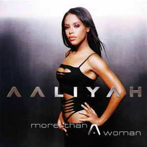 [중고] [LP] Aaliyah / More Than A Woman (수입/Single)