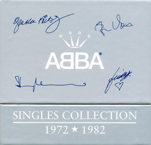 ABBA / Singles Collection 1972-1982. (27CD Box/수입/미개봉)