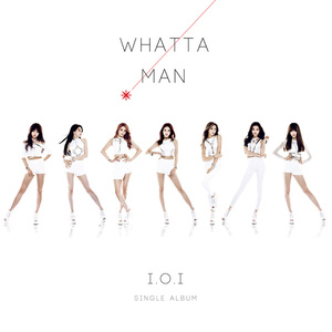 아이오아이 (I.O.I) / Whatta Man (1st Single Album/미개봉)