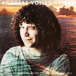 Andreas Vollenweider / Behind The Garden [수입/미개봉]