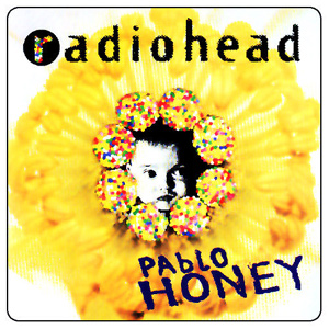 Radiohead / Pablo Honey (미개봉 CD)