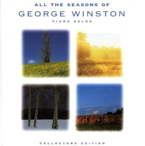 [중고] George Winston / All The Seasons Of George Winston (Best/홍보용)
