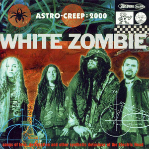 [중고CD] White Zombie / Astro-Creep : 2000 (수입)