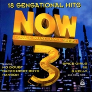 [중고CD] V.A. / Now 3 (18 Sensational Hits)