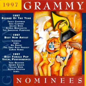 [중고CD] V.A. / 1997 Grammy Nominees