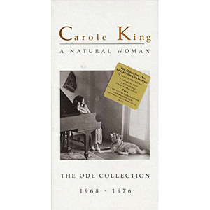 [중고] Carole King / Carole King - Natural Woman: The Ode Collection (1968-1976) (2CD Box/수입)