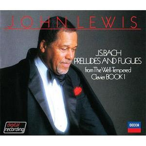 [중고] John Lewis / Bach : Preludes And Fugues Vol.1 (수입)