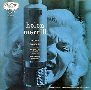 [중고] Helen Merrill / Helen Merrill With Clifford Brown (일본반)
