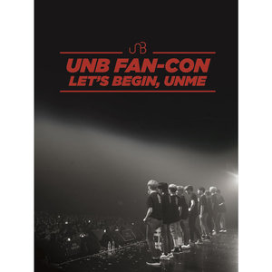 [DVD] 유앤비 (UNB) / 2018 UNB Fan-Con (LET'S BEGIN, UNME/2DVD+CD+80p포토북/미개봉)