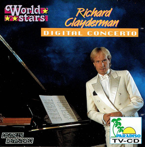 [중고] Richard Clayderman / Digital Concerto (수입CD)