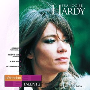 [중고] Francoise Hardy / Selection Talents (수입CD)