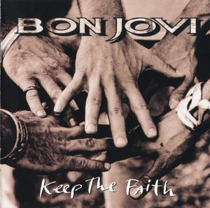 [중고] Bon Jovi / Keep The Faith (CD)