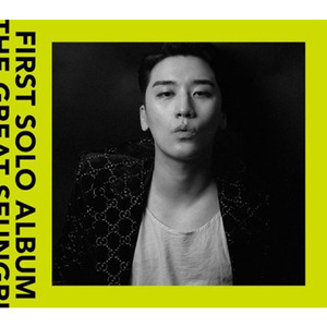 [주로파] 승리 / 1집 The Great Seungri [2CD Melon ver./미개봉]