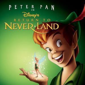 O.S.T. / Peter Pan In Disney's - Return To Never Land (피터팬/미개봉CD)