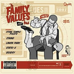 [중고] V.A. / Family Values Tour 2001 (CD)