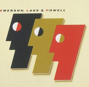 [중고] Emerson, Lake & Powell / Emerson, Lake & Powell (수입CD)