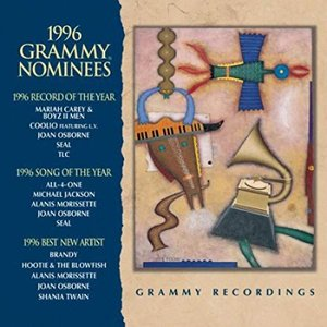 [중고] V.A. / 1996 Grammy Nominees (CD)