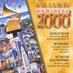 [중고] V.A. / 2000 Grammy Nominees (CD)