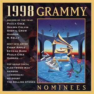 [중고] V.A. / 1998 Grammy Nominees