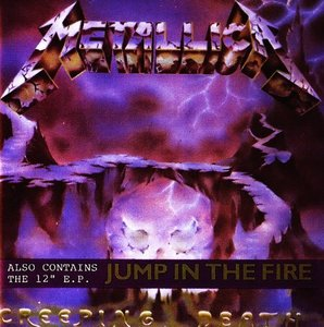 [중고] Metallica / Creeping Death, Jump In The Fire (수입CD)