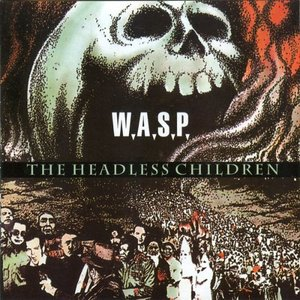 [중고] W.A.S.P. / Headless Children (수입CD)