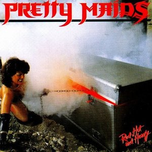 [중고] Pretty Maids / Red, Hot And Heavy (일본반CD)