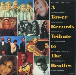 [중고] V.A. / A Tower Records Tribute To The Beatles (수입CD)