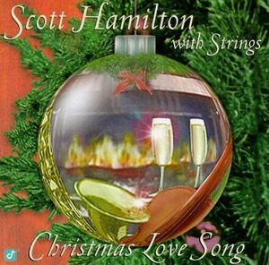 [중고] Scott Hamilton With Strings / Christmas Love Song (수입CD)