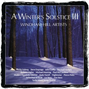 [중고] Windham Hill Artists / Winter's Solstice III (수입CD)