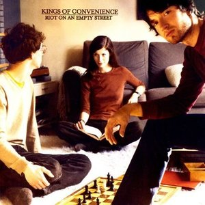 [중고CD] Kings Of Convenience / Riot On An Empty Street