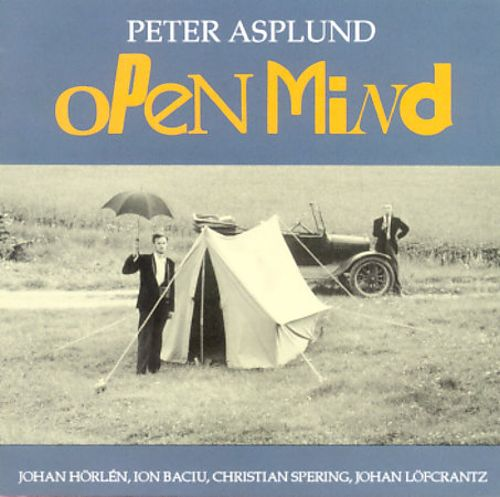 [중고] Peter Asplund / Open Mind (수입CD)