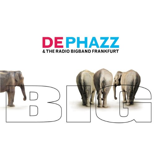 [중고] De Phazz / The Radio Big Band Frankfurt - Big - (수입CD)
