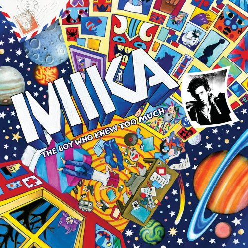 [중고] Mika / The Boy Who Knew Too Much (CD)