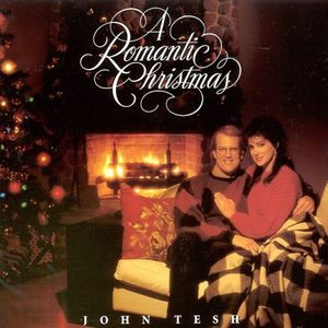 [중고] John Tesh / A Romantic Christmas (수입CD)